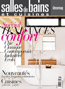 Cuisine newzone dans le d cormag de novembre 2013 for Cuisine new zone